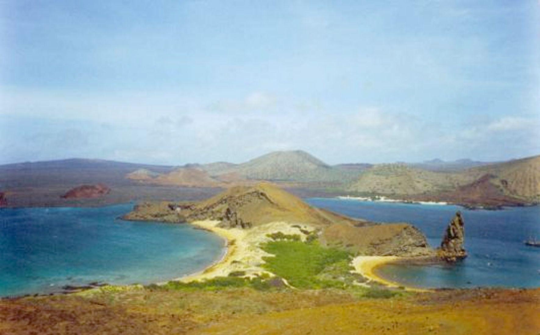 Les Îles Galapagos : laboratoire à ciel ouvert de Charles Darwin