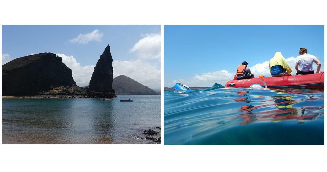 Explorer les Galapagos avec la guide naturaliste Marianne Duruel
