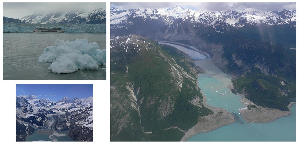 Paysages d'Alaska