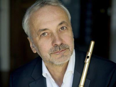 Philippe Bernold, flûtiste