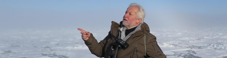 Guide polaire (profession) : interview de Sylvain Mahuzier