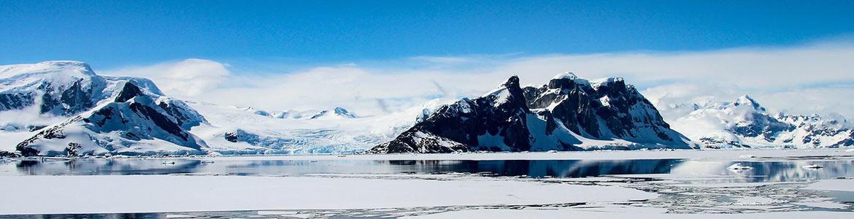 Les explorateurs du pôle Sud