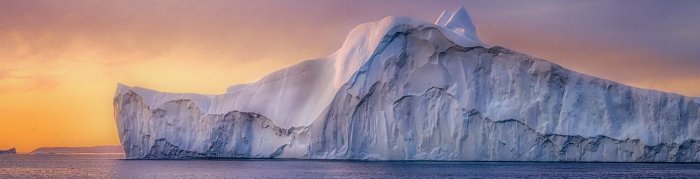 Glaciers du Groenland : les géants de glace et d'eau