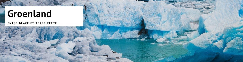 Groenland, une terre verte parmi les glaciers