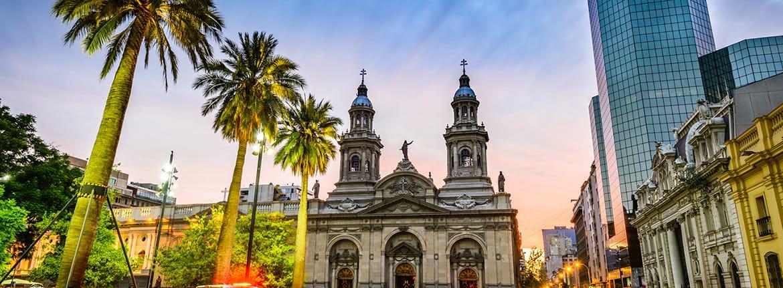 Destination Santiago du Chili : la capitale chilienne