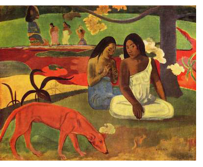 Exposition de Paul Gauguin
