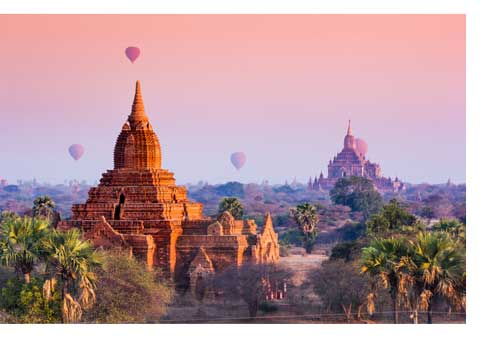 Bagan royaume de Pagan