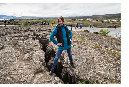 Faille de Thingvellir