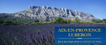 Aix-en-Provence - Luberon, sur les pas de Paul Cézanne et Nicolas de Staël avec les voyages secrets de Connaissance des Arts (mai 2018)