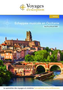 Echappée musicale en Occitanie