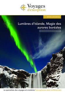 Lumières d'Islande, Magie des aurores boréales