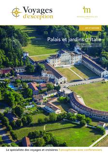 Palais et jardins d'Italie